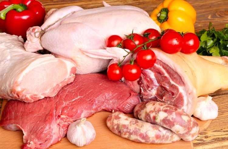 قیمت گوشت سفید و قرمز در کرمان گران تر از دیگر استان هاست