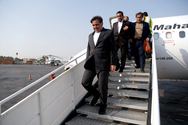 جزئیات سفر وزیر راه و شهرسازی به استان کرمان/ بهرهبرداری و احداث چند پروژه بزرگراهی و آزادراهی