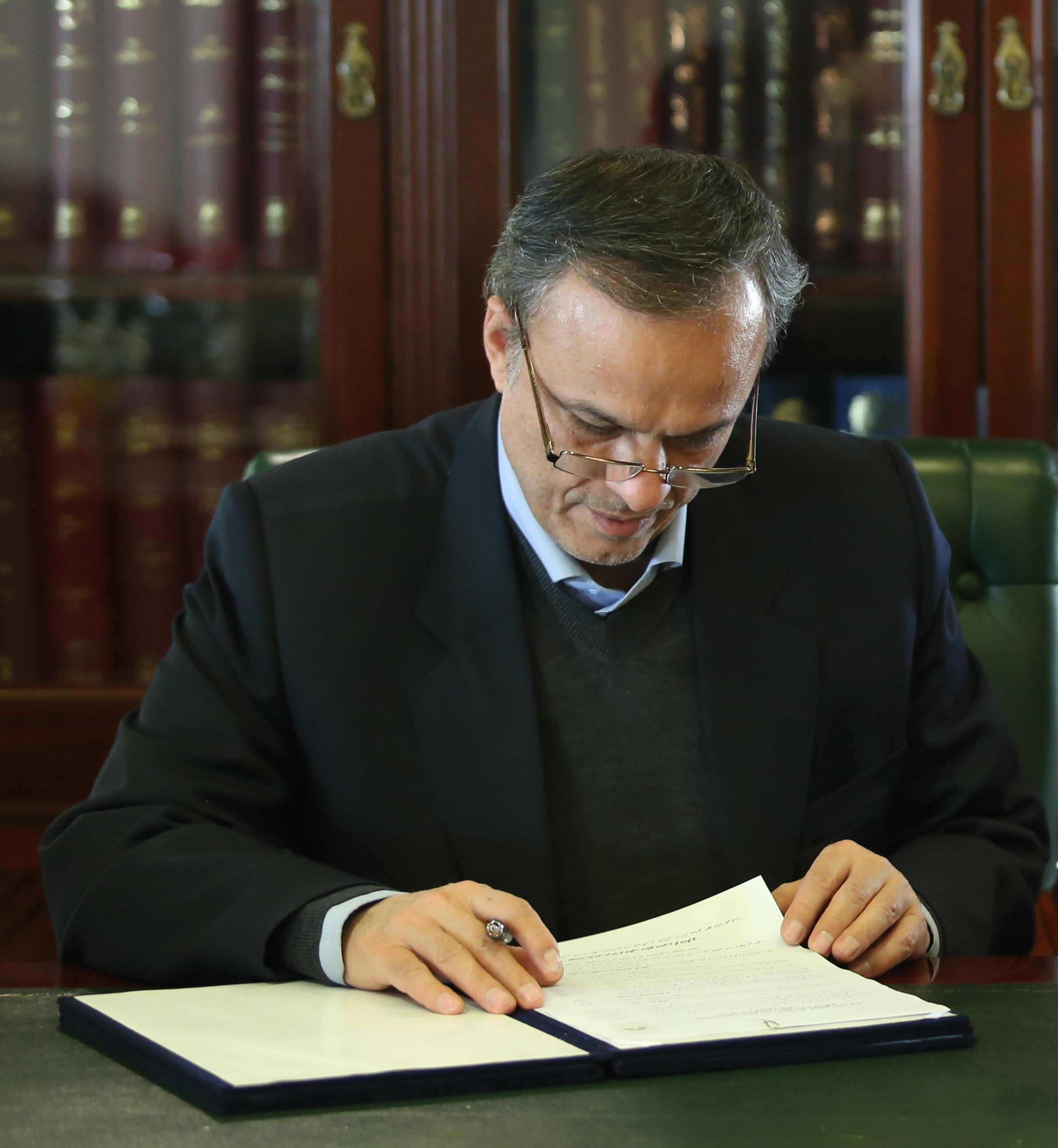 آماده افزایش همکاری اقتصادی کرمان و استرالیا هستیم