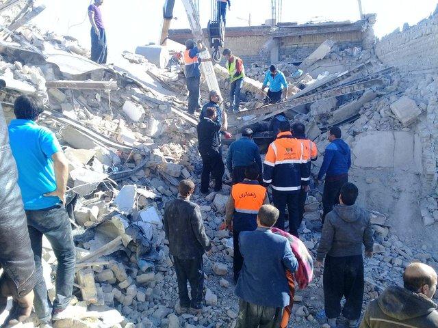 آمادگی کامل بم برای کمک به زلزلهزدگان غرب کشور