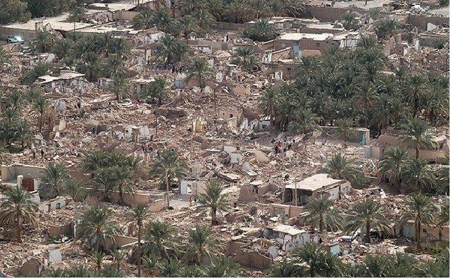 تفاوتهای زلزله بم و زلزله کرمانشاه + شایعه آزمایشات هسته ای