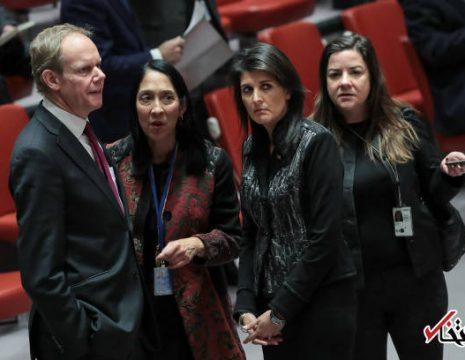 <h5>گزارش تصویری از نشست شورای امنیت سازمان ملل</h5><br><div> ... </div>