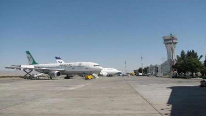 مانور کامل طرح اضطراری فرودگاه بم برگزار شد