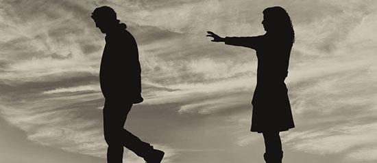 فریب خورده عشق های دروغین