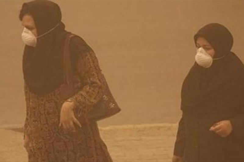آلودگی هوای کرمان به وضعیت بسیار خطرناک رسید