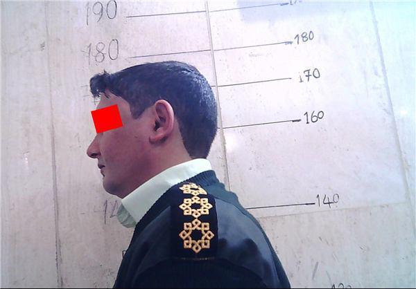 دستگیری پلیس قلابی در بم