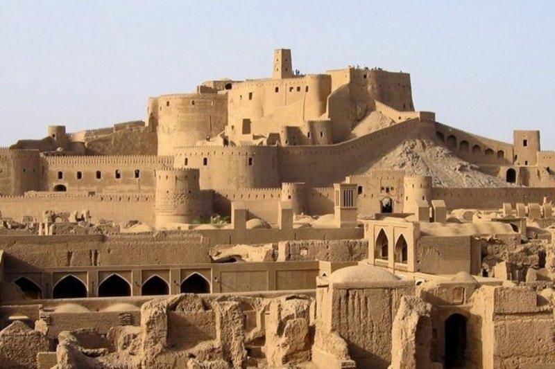 هفت میلیارد تومان به مرمت بناهای تاریخی بم اختصاص یافت