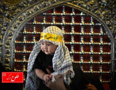 <h5>گزارش تصویری همایش شیرخوارگان حسینی امامزاده اسیری شهرستان بم</h5><br><div>عکس :طلوع ارگ - علی ... </div>
