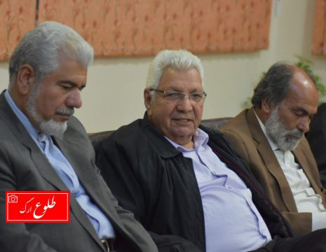 <h5>گزارش تصویری جلسه شورای شهر بم با حضور تعدادی از اعضای ادوار گذشته شورا</h5><br><div>عکس: طلوع ارگ-علی ... </div>