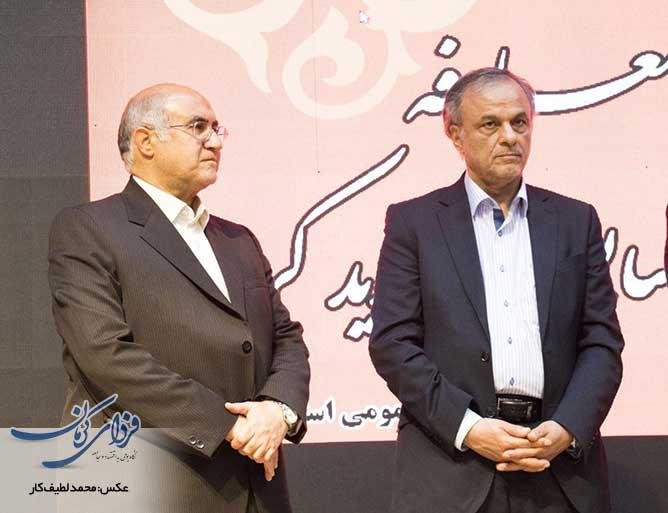 استانداران سابق و جدید کرمان در مراسم تکریم و معارفه خود چه گفتند؟