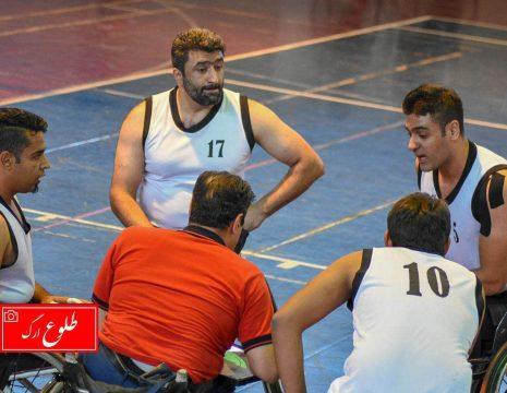 <h5>گزارش تصویری مسابقات ملی بسکتبال با ویلچر آقایان به میزبانی شهرستان بم</h5><br><div>عکس: طلوع ارگ - علی ... </div>