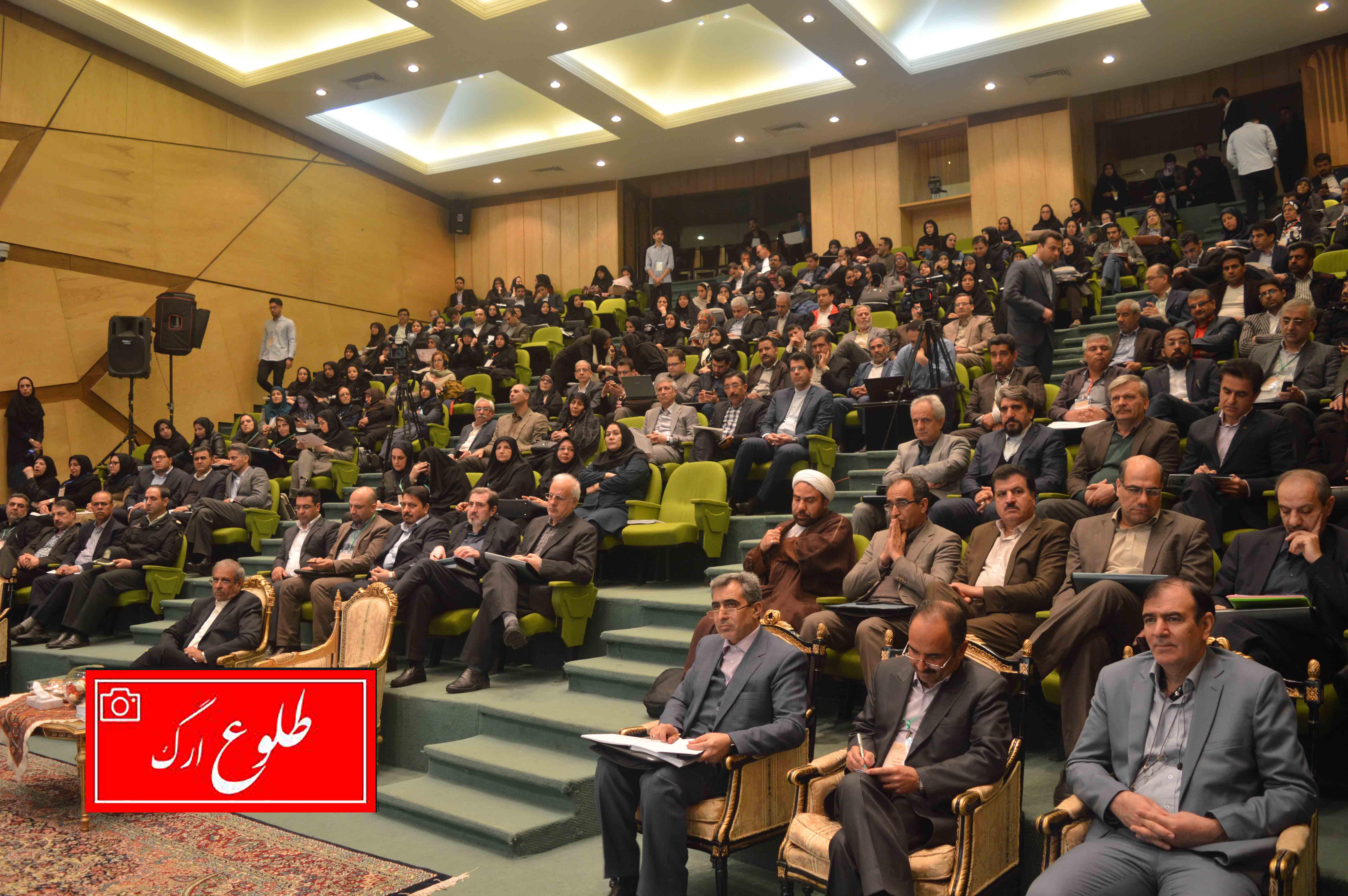 افتتاحیه ششمین کنگره اخلاق پرستاری در دانشگاه علوم پزشکی بم + گزارش تصویری