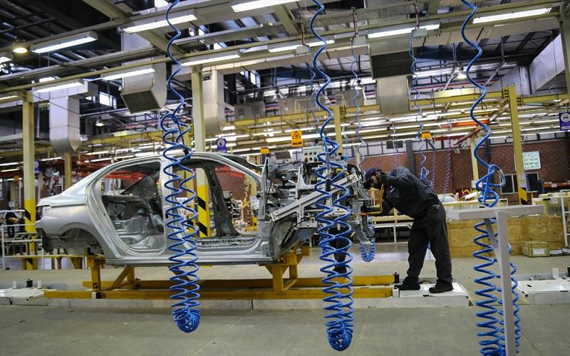کاهش ۱۰۰ درصدی تولید خودروسازی مدیران و خودروسازان بم