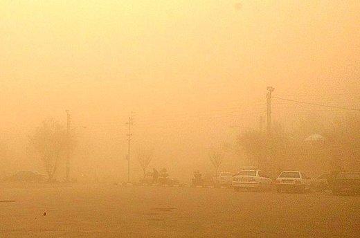 احتمال طوفان شن در مناطق شرقی استان کرمان