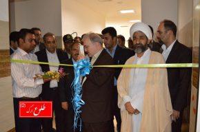 با حضور دکتر نمکی وزیر بهداشت مرکز تشخیص زودهنگام سرطان در بم افتتاح شد