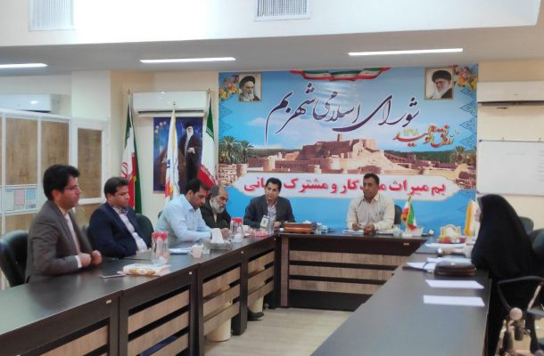 توضیحات محسن قاسمی عضو شورای شهر بم در خصوص حاشیههای جلسه هفته قبل شورا (۳تیر)