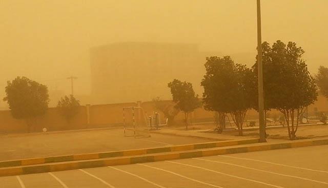 بیش از ۳۵ میلیارد تومان برای مقابله با گرد و غبار به استان کرمان اختصاص یافت