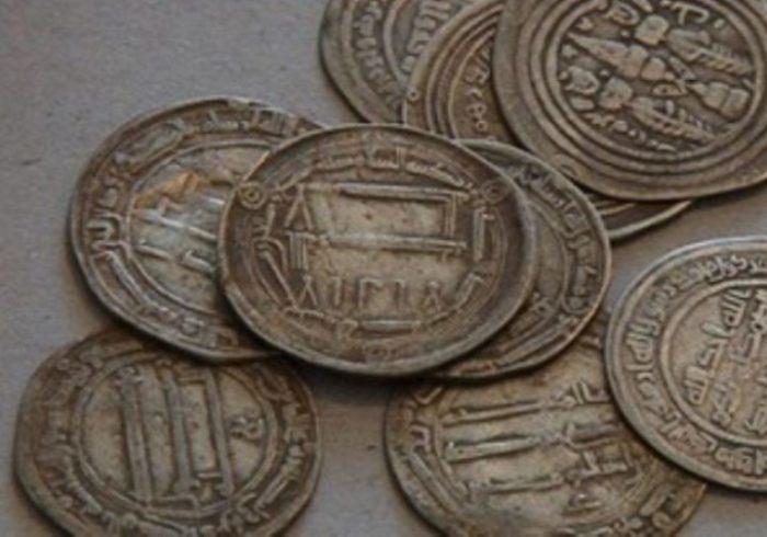 کشف ۸ قطعه سکه ساسانی در شهرستان بم