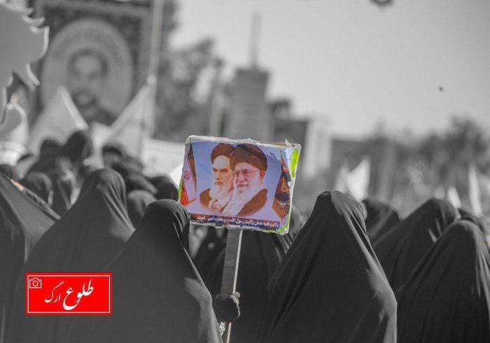 گزارش تصویری راهپیمایی ۱۳ آبان «روز ملی مبارزه با استکبار جهانی»  با حضور اقشار مختلف مردم بم