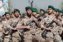 یگان ویژه ارتش در منطقه بم و شرق استان کرمان مستقر میشود