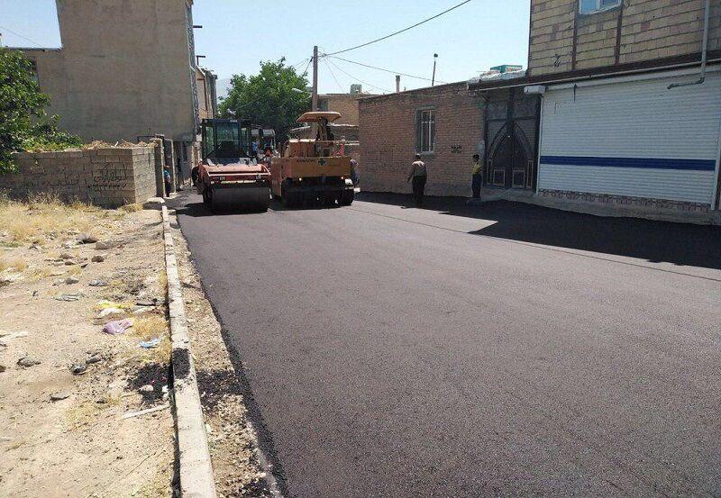 شهرداری ها بیمار کارهای عمرانی شده اند