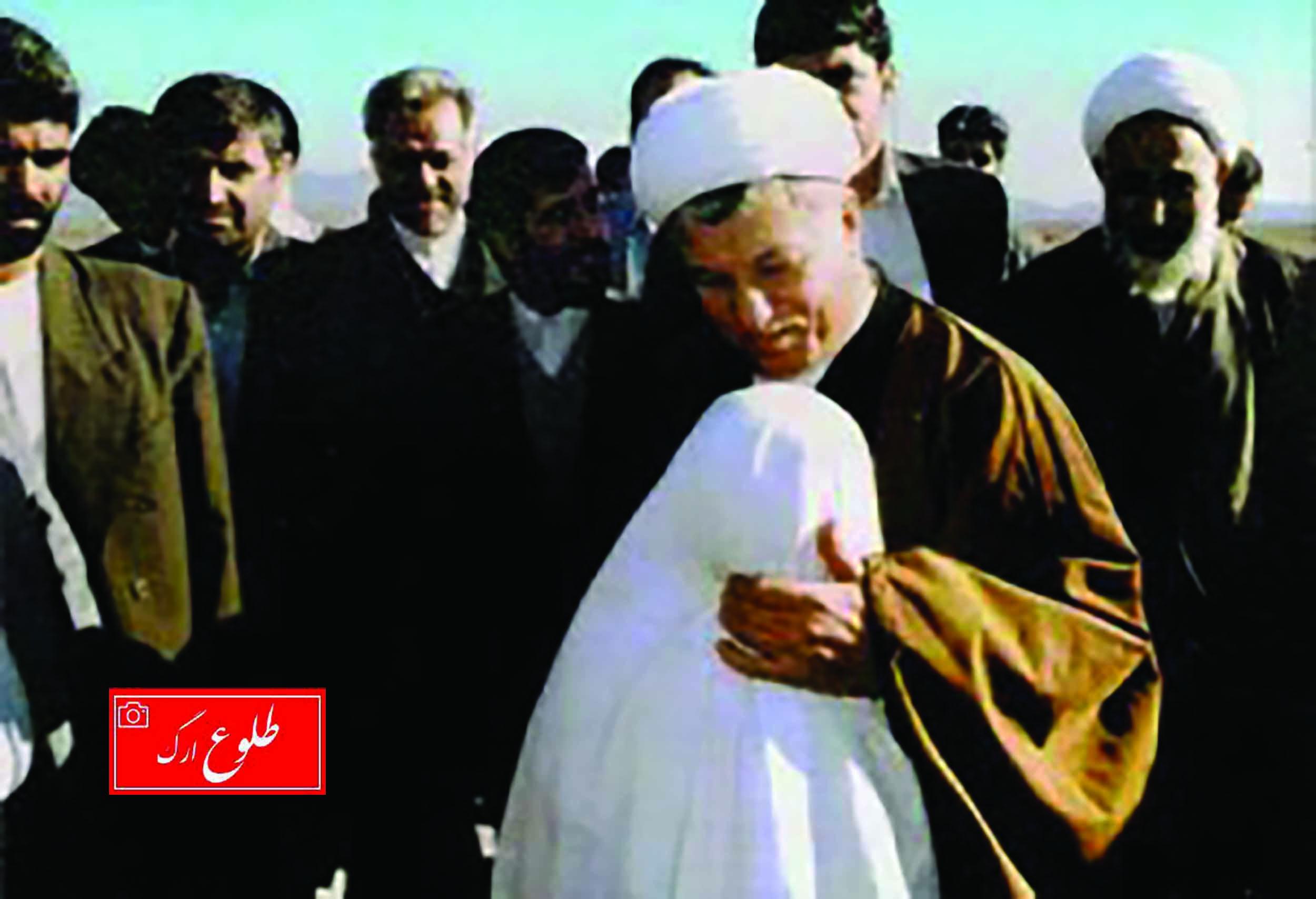 روایت جالب آیتالله هاشمی رفسنجانی از سفر به استان کرمان و شهر بم در اولین دوره ریاست جمهوری
