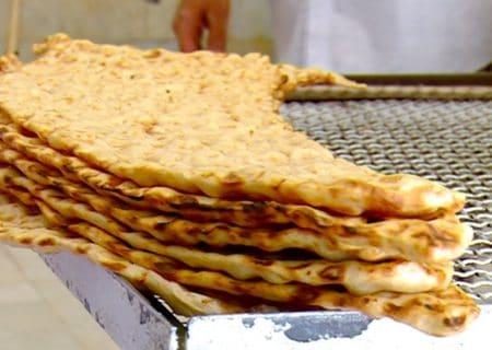 قیمت نان بعد از ۷ سال در استان کرمان تغییر کرد