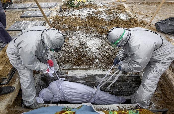 نیمه مرداد؛ فوتی های کرونایی استان کرمان در مرز ۵۰۰ نفر
