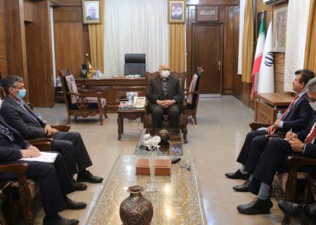 سطح تبادلات اقتصادی کرمان و افغانستان افزایش مییابد