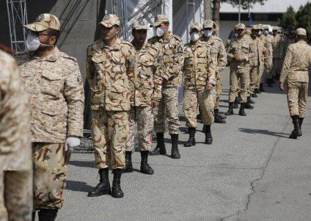 اول مهرماه مرکز آموزش سربازی در بم افتتاح میشود