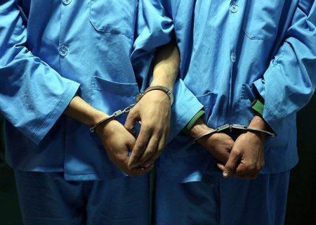 """دستگیری عامل شهادت """"هادی رئیسی"""" در کمتر از یک ساعت/کشف ۵۸۹ کیلو مواد افیونی"""