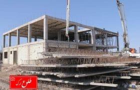 گزارش تصویری از آخرین وضعیت پروژههای مسکونی انبوه سازان بهار در ارگ جدید نیمه اول شهریور ۹۹