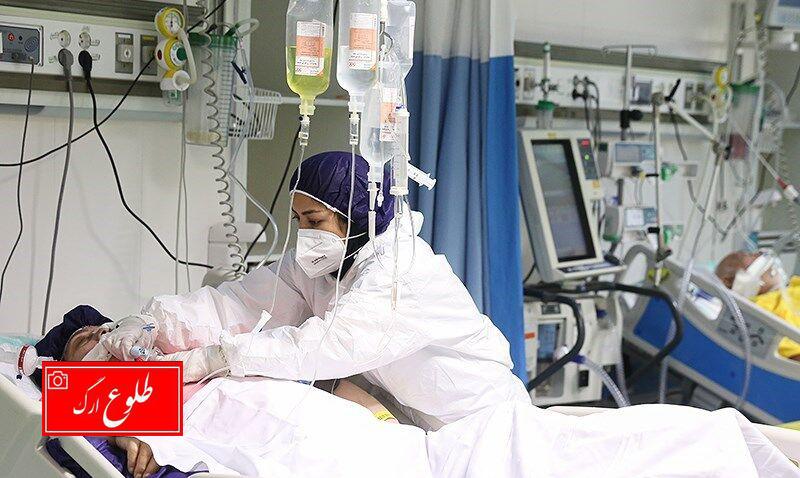 ظرفیت بیمارستان افضلیپور کرمان در حال تکمیل شدن است/روند بیماری همچنان افزایشی