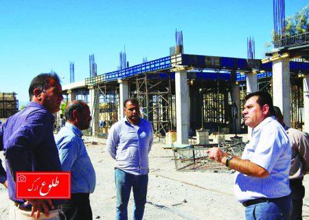 با وجود شرایط سخت اقتصادی و گرانی، پروژه بزرگ ساخت مسکن در ارگ جدید را با قدرت ادامه می دهیم