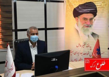 ۱۸۰ نفر از کادر درمان حوزه شرق استان کرمان به کرونا مبتلا شدهاند