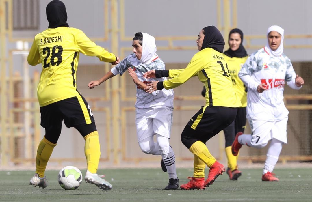 پیشبازی سپاهان اصفهان vs شهرداری بم | مانع زرد بر سر جاده قهرمانی