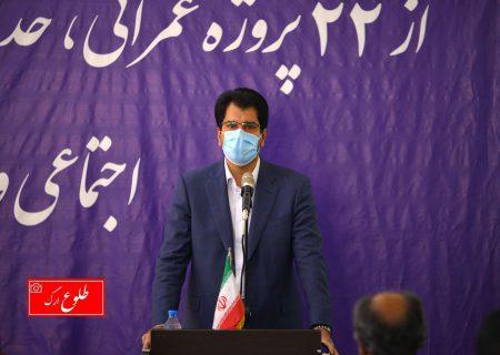 """""""پویش افتتاح"""" شهرداری بم آغاز شد"""