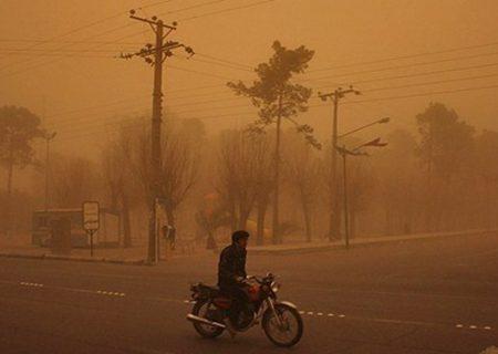 طوفان مهمان روزهای پیشروی استان