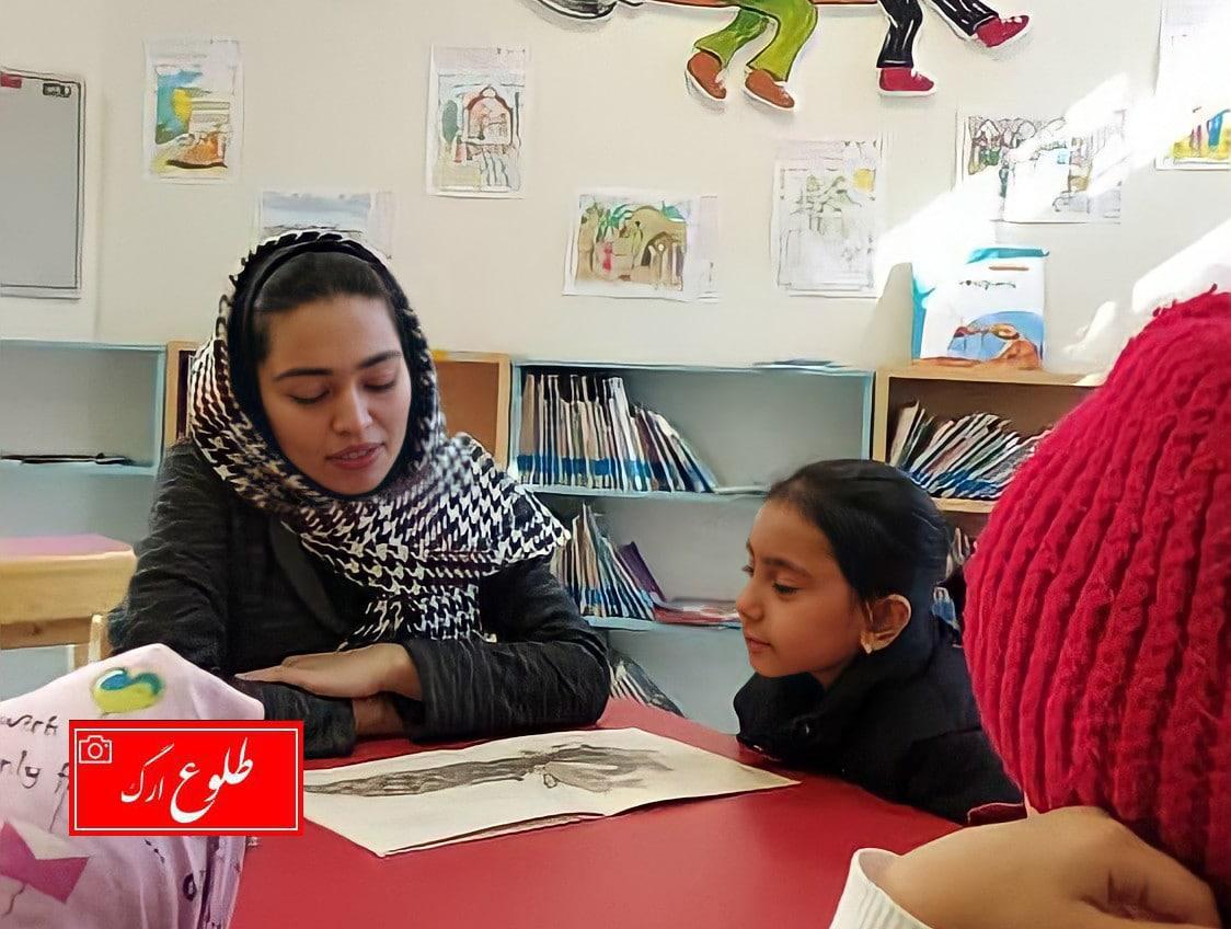 فعالیت اولین موسسه کتابخوانی استان در بم