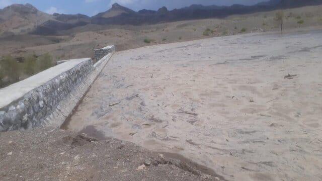 کاهش قدرت تخریب های سیلابی با احداث سازه های آبخیزداری در جنوب کرمان