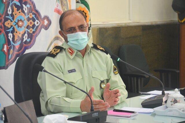 استان کرمان رتبه اول در برخورد با اشرار مسلح و قاچاقچیان را کسب کرد